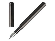 Ручка перьевая Cerruti 1881 Wilcox, чёрная фото