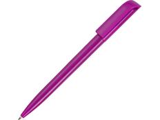 Ручка пластиковая шариковая Миллениум, фиолетовая фото