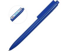 Ручка шариковая пластиковая Mastic, синяя фото