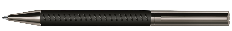 Ручка шариковая Arctic, черная фото