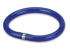 Ручка шариковая-браслет Арт-Хаус, синяя фото
