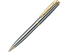 Ручка шариковая Pierre Cardin Gamme, серый/золотой фото