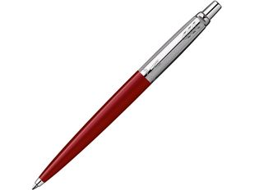 Ручка шариковая Parker Jotter Originals, красная / серебряная фото
