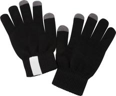 Сенсорные перчатки Scroll, черные фото
