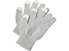 Сенсорные перчатки Billy, серые фото