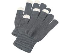 Сенсорные перчатки Billy, тёмно-серые фото