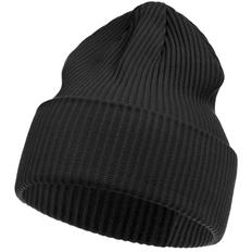 Шапка Teplo Franky, черная фото
