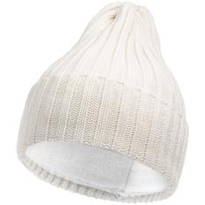 Шапка Teplo Norfold, молочно-белая фото