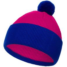 Шапка Teplo Snappy, розовая / синяя фото