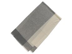 Шарф Ungaro Giada Grey, серо-бежевый фото