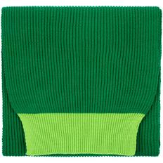 Шарф Teplo Snappy, зеленый / салатовый фото
