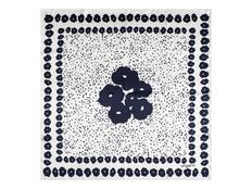 Платок шелковый Ungaro Giada, белый фото