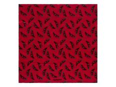 Платок шелковый Cacharel Victoire Cherry, красный фото
