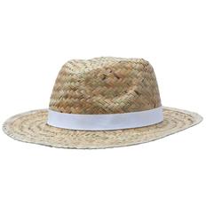 Шляпа Daydream, бежевая/ белая фото