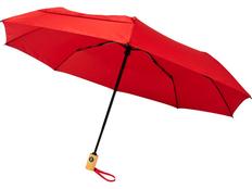 Зонт складной автомат Avenue Bo, красный фото
