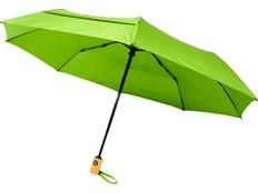 Зонт складной автомат Avenue Bo, салатовый фото