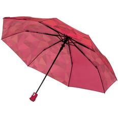 Зонт складной Gems, красный фото