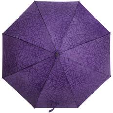 Зонт складной с проявляющимся рисунком полуавтомат Magic, фиолетовый фото