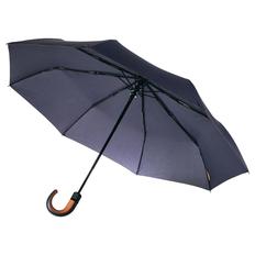 Зонт складной автомат Matteo Tantini Palermo, темно-синий фото
