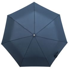 Зонт складной автомат Bugatti Take It Duo, синий фото