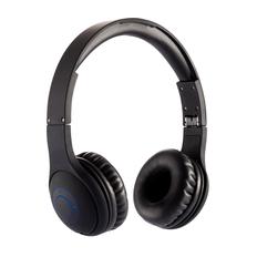 Наушники беспроводные накладные складные Bluetooth XD Collection, черные фото