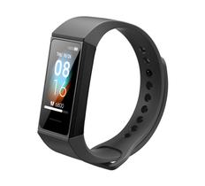 Смарт-браслет Xiaomi Mi Smart Band 4C, черный фото
