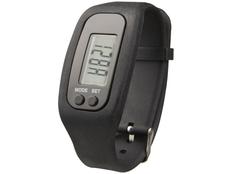 Смарт часы с шагомером Get-Fit, черный фото