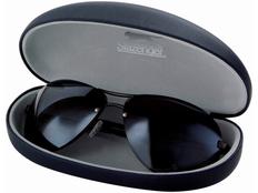 Солнечные очки Blackburn от Slazenger, черный фото