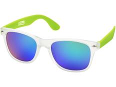 Очки солнцезащитные California, зеленый фото