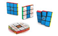 Спиннеры «Кубик Рубика» фото