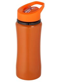 Спортивная бутылка Marathon, оранжевая фото