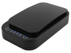 Стерилизатор портативный ультрафиолетовый Rombica Portable Sterilizer, черный фото