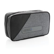 Стерилизатор портативный UV-C со встроенным аккумулятором XD Collection, черный / серый меланж фото
