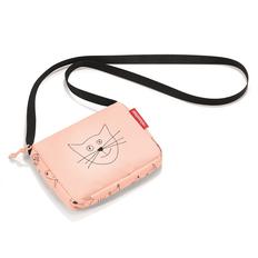 Сумка детская Reisenthel Itbag Cats and Dogs Rose, розовая фото