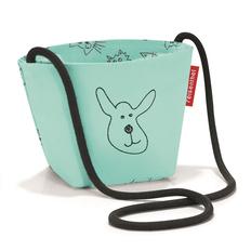 Сумка детская Reisenthel Minibag Cats and Dogs Mint, зеленая фото