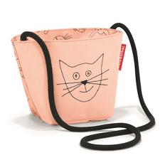 Сумка детская Reisenthel Minibag Cats and Dogs Rose, розовая фото