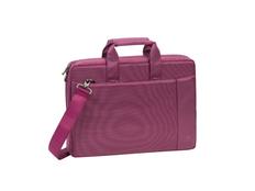 Сумка для ноутбука 15.6'' с дополнительными внешними отделениями, фиолетовая фото