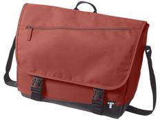 Сумка для ноутбука 17, красный фото