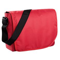 Сумка для ноутбука Unit Laptop Bag, красная фото