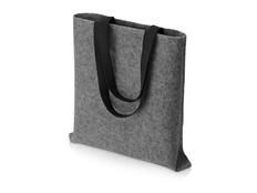 Сумка для покупок Felt, серый меланж фото
