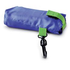 Сумка для покупок в чехле, синий/зеленый фото