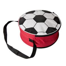 Сумка футбольная, диаметр 36 см фото