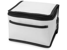 Сумка-холодильник Альбертина, черный/ белый фото