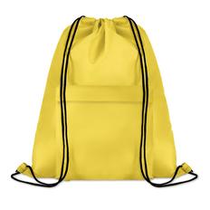 Сумка-мешок, желтый фото