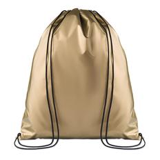 Сумка-мешок, золотой фото