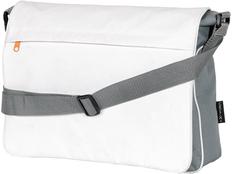 Конференц сумка для документов Vermont, серый, белый фото