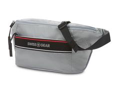 Сумка на пояс Swissgear, серая фото
