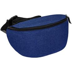 Сумка поясная Unit Handy Dandy, ярко-синяя фото