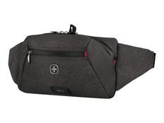 Сумка поясная Wenger MX Crossbody Bag, темно-серая фото