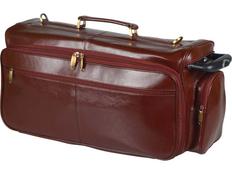 Сумка-портфель Багамы, коричневый фото